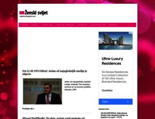 zazene.blogspot.de screenshot