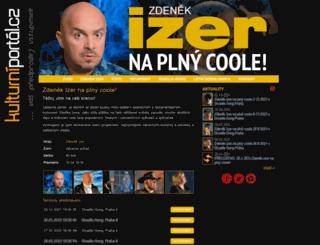 zdenekizer.cz screenshot