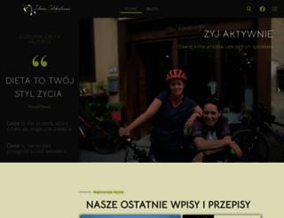 zdrowe-odchudzanie.edu.pl screenshot