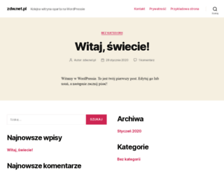 zdw.net.pl screenshot
