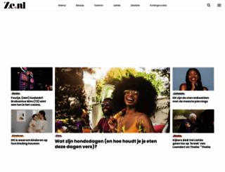 ze.nl screenshot