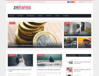 zeilaina.com screenshot