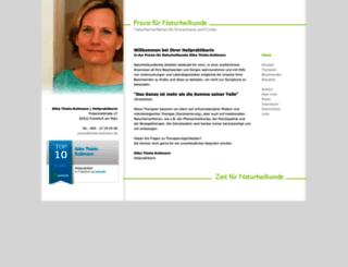 zeit-fuer-naturheilkunde.de screenshot