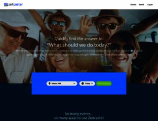 zeitbyte.com screenshot