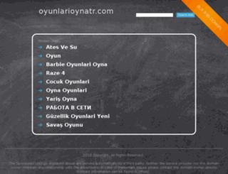zeka.oyunlarioynatr.com screenshot