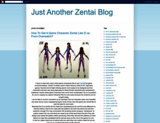 zen-tai.blogspot.com screenshot