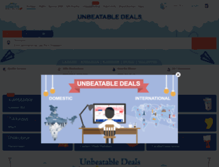 zenithholidays.com screenshot