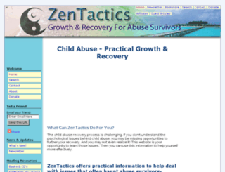 zentactics.com screenshot