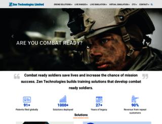 zentechnologies.com screenshot