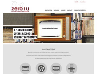 zeroiu.com screenshot