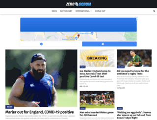 zeroscrum.com screenshot