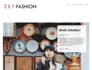 zetfashion.com screenshot