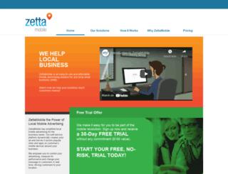 zettamobile.com screenshot