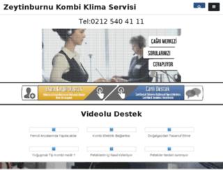 zeytinburnuferroliservis.com screenshot