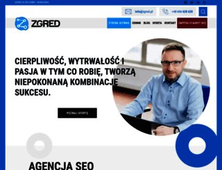zgred.pl screenshot