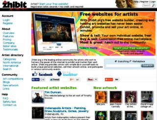 zhibit.org screenshot