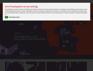zick-production.de screenshot
