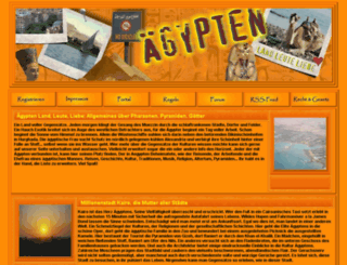 zickes-aegypten.com screenshot