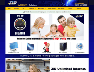 zid.com screenshot