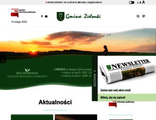 zielonki.pl screenshot