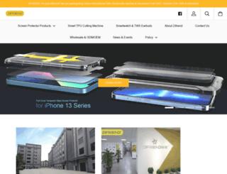 zifriend.com screenshot