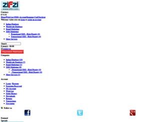 zifzi.com screenshot
