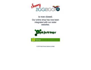 ziggiziggi.com screenshot