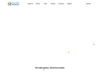zillionwhales.com screenshot