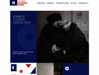 zilverencamera.nl screenshot