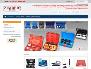 zimber-tools.ro screenshot