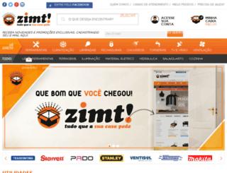 zimt.com.br screenshot