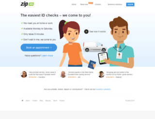 zipid.com.au screenshot