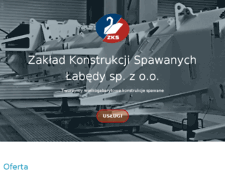 zks.com.pl screenshot