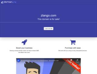 zlango.com screenshot