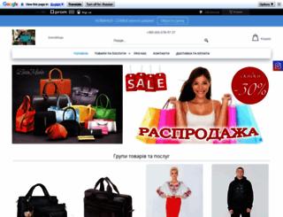 zlatamoda.com.ua screenshot