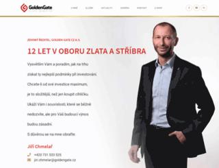 zlato-investicni.cz screenshot