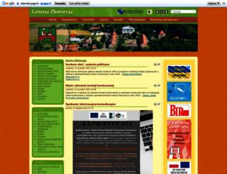 zlotoryja.com.pl screenshot