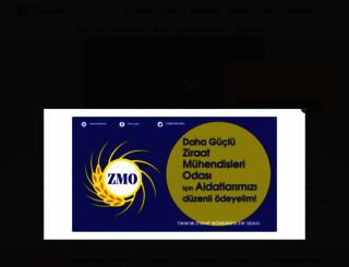 zmo.org.tr screenshot