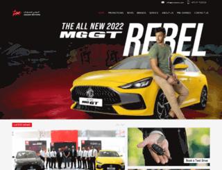 zmotors.com screenshot