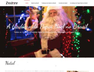 znstore.com.br screenshot