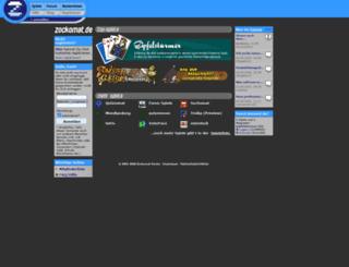 zockomat.de screenshot