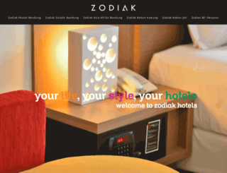 zodiak-hotel.com screenshot