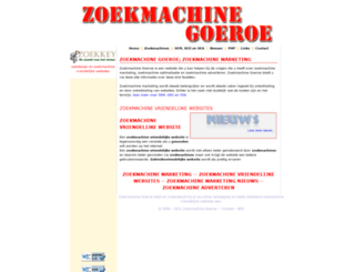 zoekmachinegoeroe.com screenshot