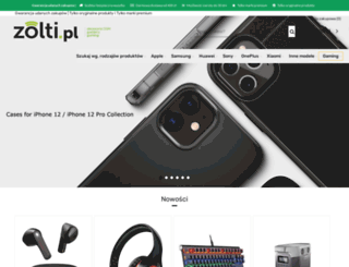zolti.pl screenshot