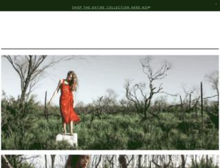 zoltkothelabel.com screenshot