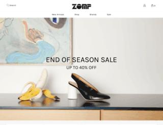 zomp.com.au screenshot