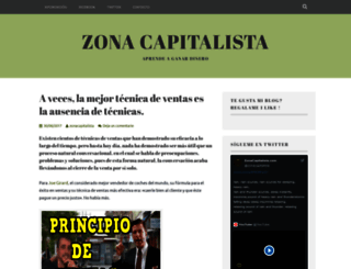 zonacapitalista.wordpress.com screenshot
