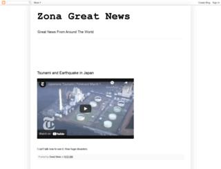 zonagreatnews.blogspot.com screenshot