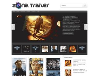 zonatrailer.com screenshot