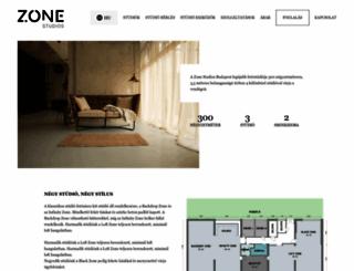 zone.hu screenshot